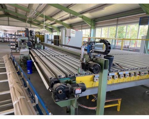 Ingenierbüro Maschinenbau GmbH  BJM  CNC-Fensterfertigungsanlage RF-9L / H - Bild 3