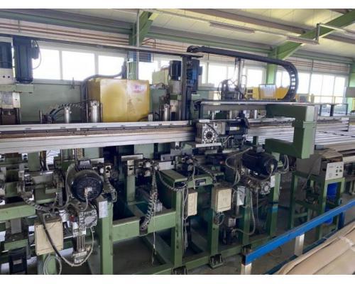 Ingenierbüro Maschinenbau GmbH  BJM  CNC-Fensterfertigungsanlage RF-9L / H - Bild 4