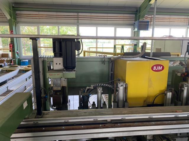 Ingenierbüro Maschinenbau GmbH  BJM  CNC-Fensterfertigungsanlage RF-9L / H - 5