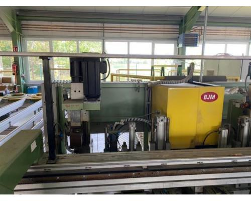 Ingenierbüro Maschinenbau GmbH  BJM  CNC-Fensterfertigungsanlage RF-9L / H - Bild 5