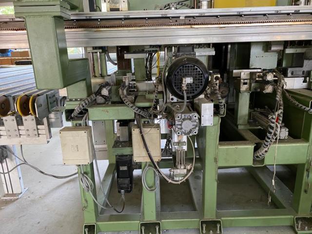 Ingenierbüro Maschinenbau GmbH  BJM  CNC-Fensterfertigungsanlage RF-9L / H - 6