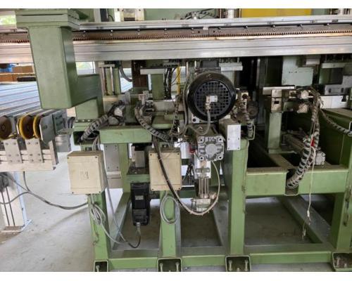 Ingenierbüro Maschinenbau GmbH  BJM  CNC-Fensterfertigungsanlage RF-9L / H - Bild 6