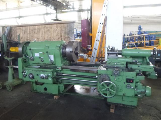 Kirov Hohlspindeldrehmaschine 9M14 - 1
