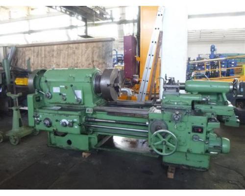 Kirov Hohlspindeldrehmaschine 9M14 - Bild 1