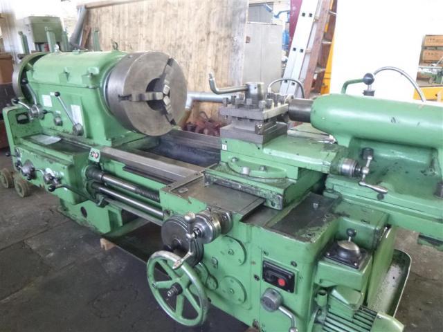 Kirov Hohlspindeldrehmaschine 9M14 - 2