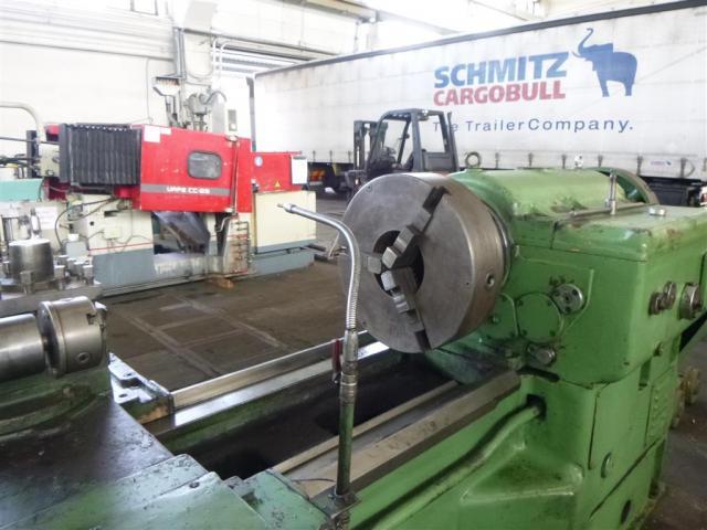 Kirov Hohlspindeldrehmaschine 9M14 - 5