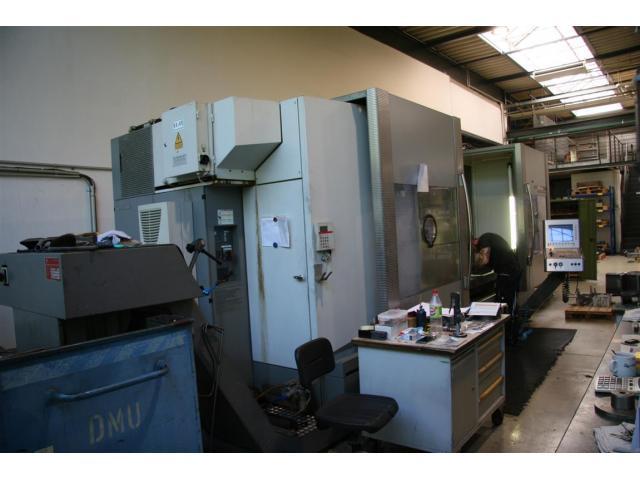 DECKEL MAHO Bearbeitungszentrum - Vertikal DMF 300 linear - 2