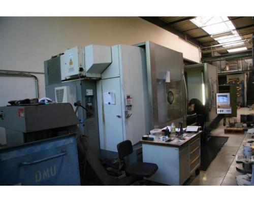 DECKEL MAHO Bearbeitungszentrum - Vertikal DMF 300 linear - Bild 2