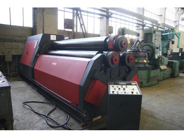 ORMIS Dreiwalzen - Blechbiegemaschine CLI HY 3R 20/16x3100 - 1