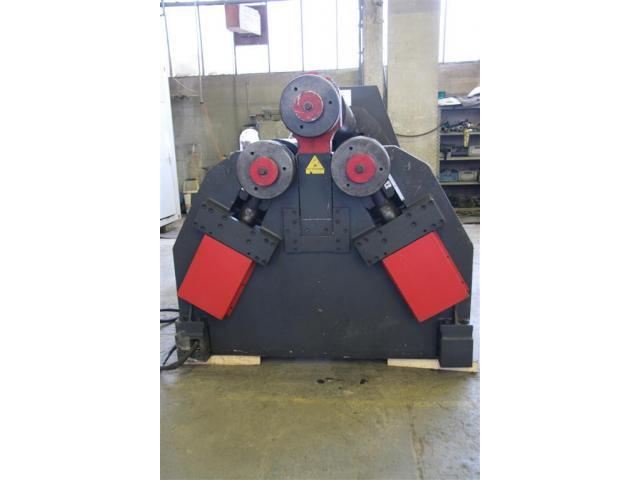 ORMIS Dreiwalzen - Blechbiegemaschine CLI HY 3R 20/16x3100 - 6