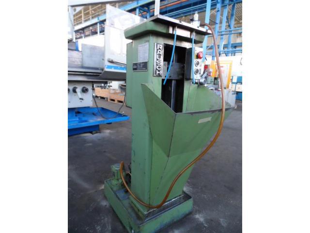 Rausch Innen- und Außenräummaschine - vertikal RS1- 800 - 1