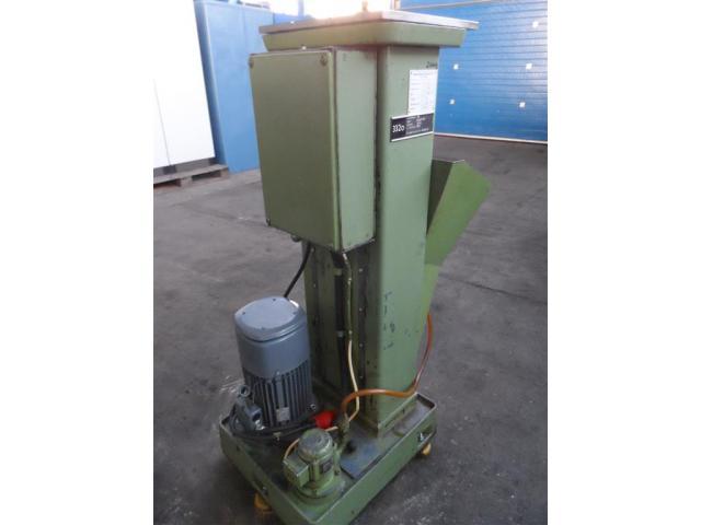 Rausch Innen- und Außenräummaschine - vertikal RS1- 800 - 2