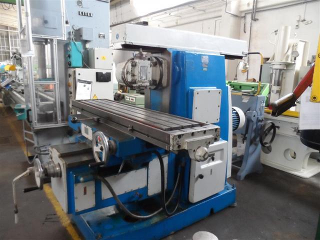 Stankoimport Fräsmaschine - Universal 6P83 - 1