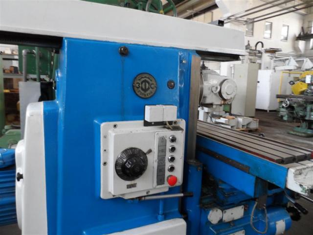 Stankoimport Fräsmaschine - Universal 6P83 - 2