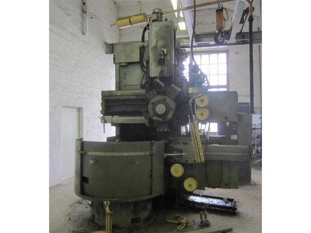 Stankoimport Einständerkarusselldrehmaschine Sedin 1512 - 1