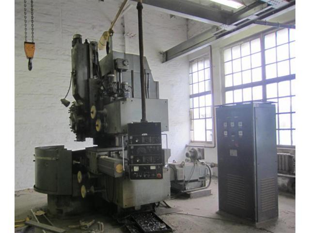 Stankoimport Einständerkarusselldrehmaschine Sedin 1512 - 2