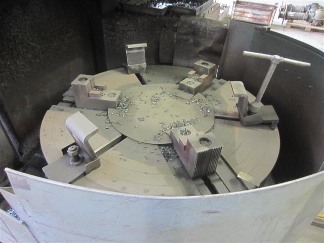 Stankoimport Einständerkarusselldrehmaschine Sedin 1512 - 4