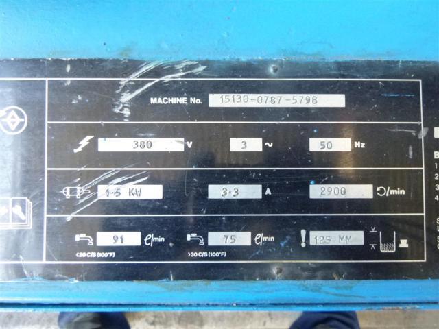Zentrifuge Separatoren FSP 1200 - 6