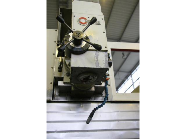 Hermle Fräsmaschine - Universal UWF 902 S - 5