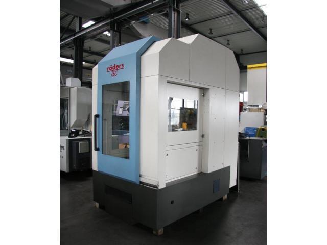 Röders Fräsmaschine - Universal RFM 760/S - 2