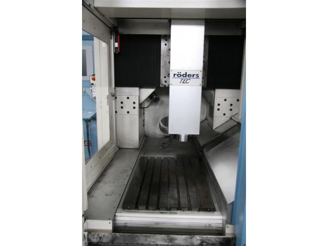 Röders Fräsmaschine - Universal RFM 760/S - 5