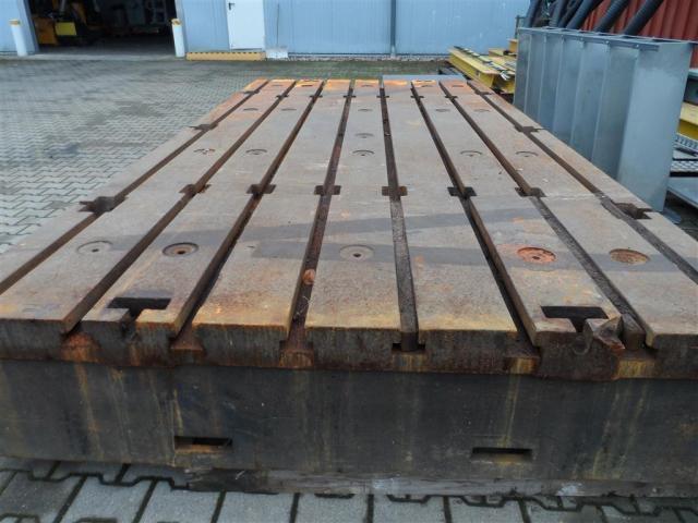 Krups Aufspannplatte AP 4000x2000x460 - 3
