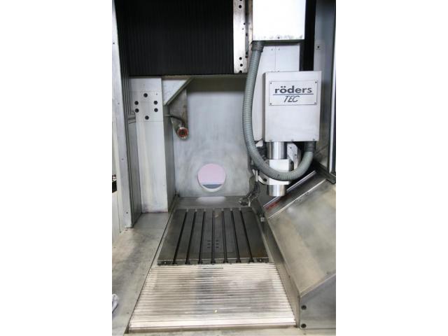 Röders Fräsmaschine - Universal RFM 760/S - 3