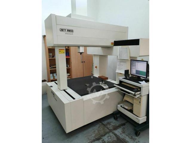 Zett Mess Technik Koordinatenmeßmaschine MP1-10-B CNC 3d - 1