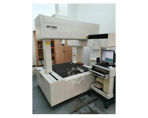 Zett Mess Technik Koordinatenmeßmaschine MP1-10-B CNC 3d - Bild 1