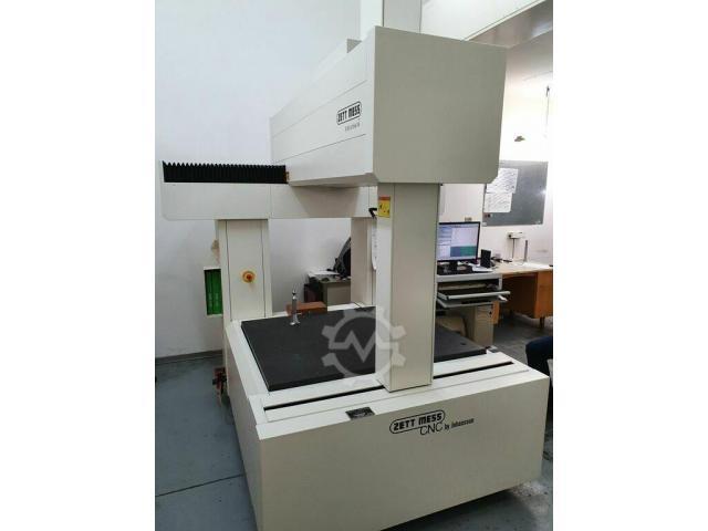 Zett Mess Technik Koordinatenmeßmaschine MP1-10-B CNC 3d - 2