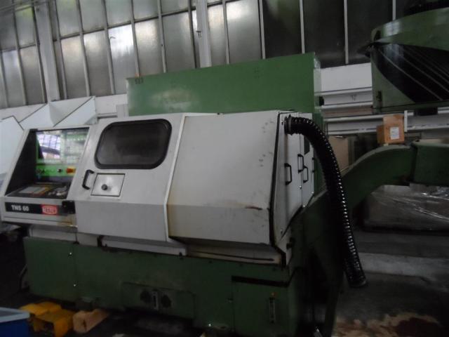 TRAUB CNC Drehmaschine TNS 60 - 1