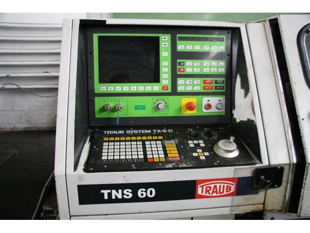 TRAUB CNC Drehmaschine TNS 60 - 2