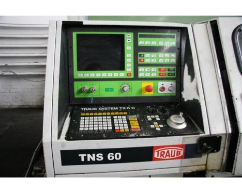 TRAUB CNC Drehmaschine TNS 60 - Bild 2