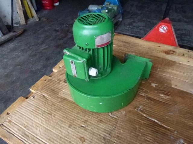 Motor Flanschmotor 85-71x025x1500 3~ 380V 0,25 KW 1380 U - 5