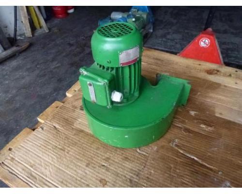 Motor Flanschmotor 85-71x025x1500 3~ 380V 0,25 KW 1380 U - Bild 5