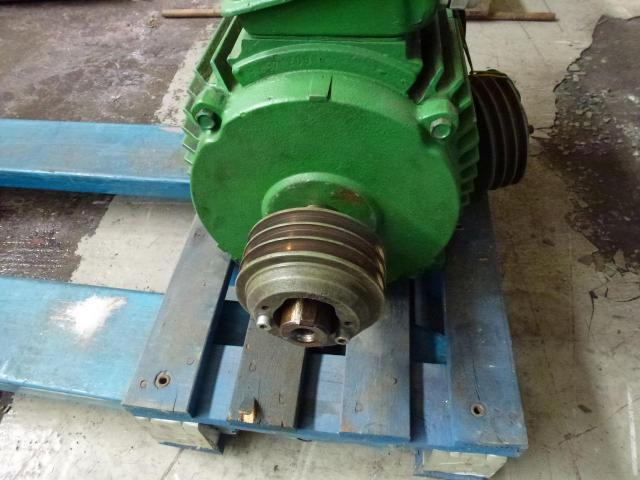 Motor Flanschmotor 85-71x025x1500 3~ 380V 0,25 KW 1380 U - 9
