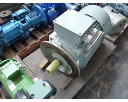 Motor Flanschmotor 85-71x025x1500 3~ 380V 0,25 KW 1380 U - Bild 14