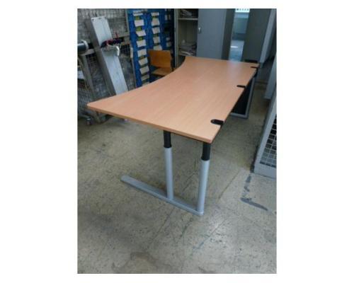 Montagetisch Arbeitstisch Werkbank 150x70x80 cm mit.40mm Platte - Bild 8