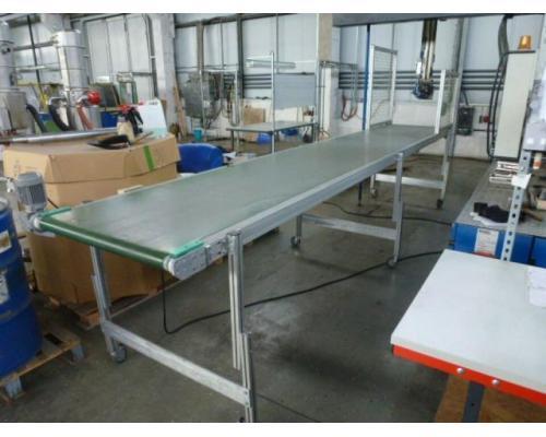 Montagetisch Arbeitstisch Werkbank 150x70x80 cm mit.40mm Platte - Bild 9