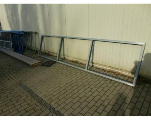 Montagetisch Arbeitstisch Werkbank 150x70x80 cm mit.40mm Platte - Bild 11