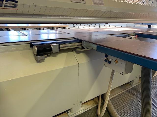 Plattenaufteil, – und Optimierungssäge PANHANS Typ S45 All IN ON - 2