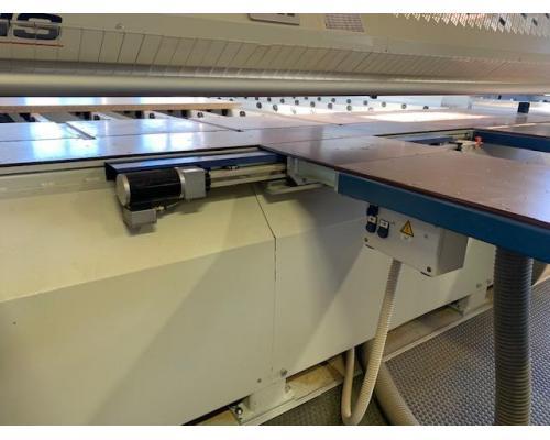 Plattenaufteil, – und Optimierungssäge PANHANS Typ S45 All IN ON - Bild 2