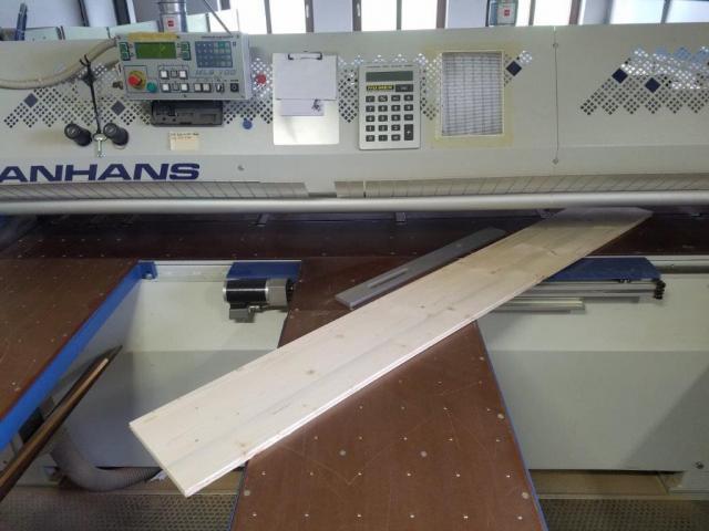 Plattenaufteil, – und Optimierungssäge PANHANS Typ S45 All IN ON - 5