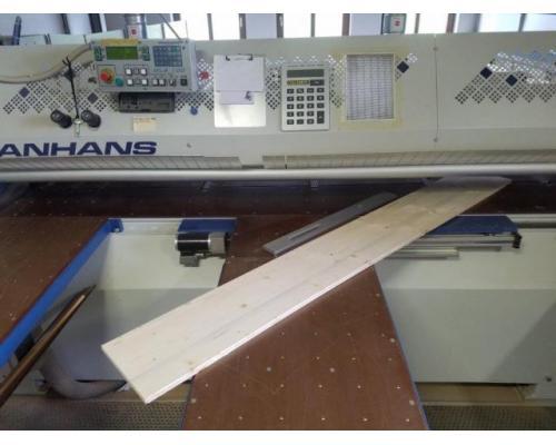 Plattenaufteil, – und Optimierungssäge PANHANS Typ S45 All IN ON - Bild 5