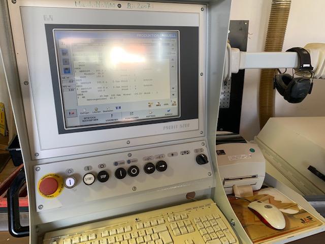 Plattenaufteil, – und Optimierungssäge PANHANS Typ S45 All IN ON - 6