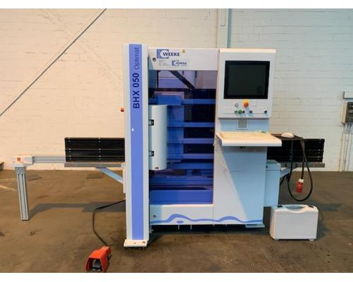 CNC Bearbeitungszentrum WEEKE OPTIMAT BHX 050 - Bild 1