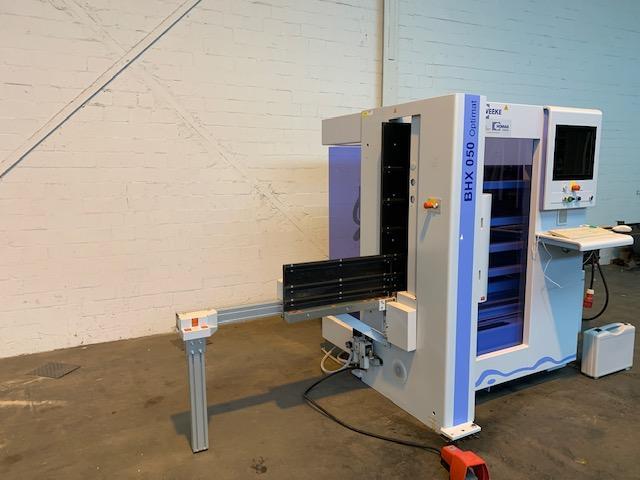 CNC Bearbeitungszentrum WEEKE OPTIMAT BHX 050 - 2