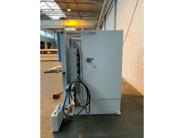CNC Bearbeitungszentrum WEEKE OPTIMAT BHX 050 - 6