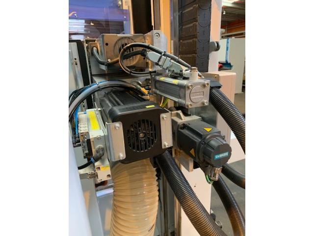 CNC Bearbeitungszentrum WEEKE OPTIMAT BHX 050 - 9