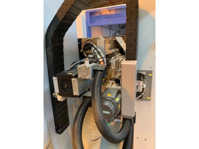 CNC Bearbeitungszentrum WEEKE OPTIMAT BHX 050 - 11